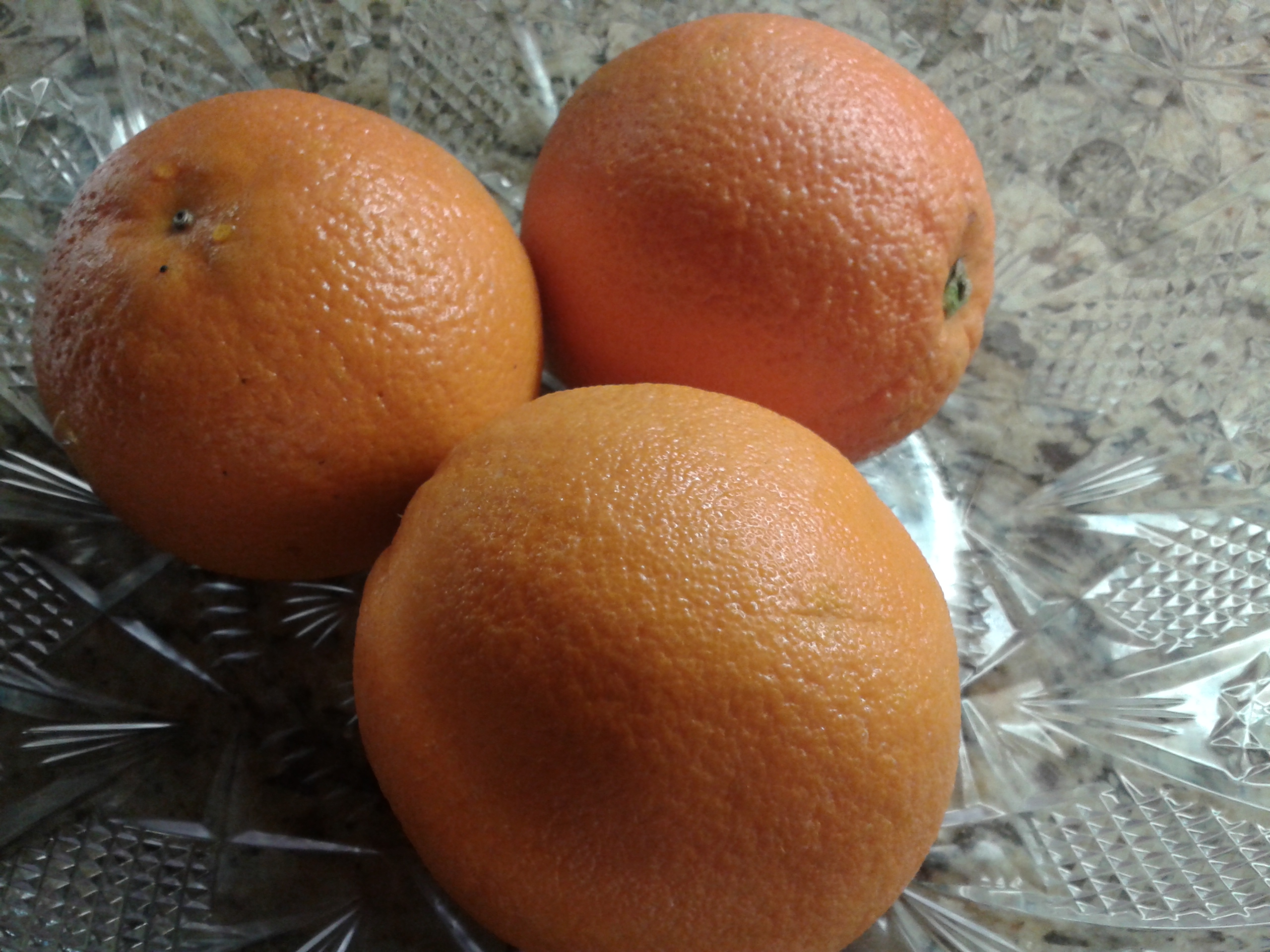 Picture of Preparing Your Orange and Supplies