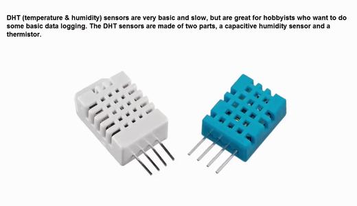 About DHT Sensor