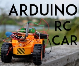 Hacking a RC car