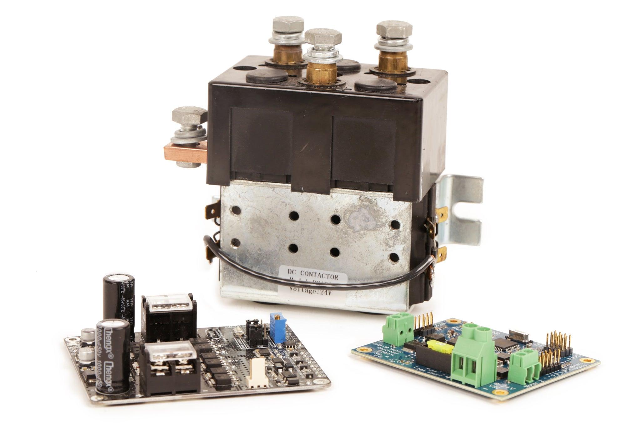 Reversing A Motor Ac Speed Control Circuit Polarity Dc