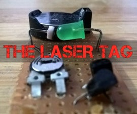 A Cheap Laser Tag
