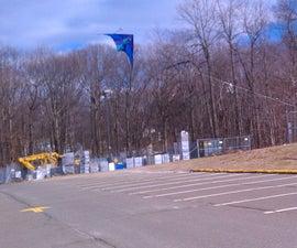 Electricity Generating Kite!