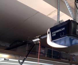 Easily Install Your Electric Garage Door Opener Yourself