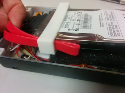 Harddrive Install