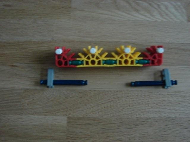 Picture of Parts of the L96