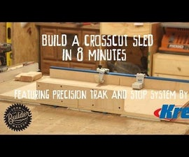 Simple Crosscut Sled