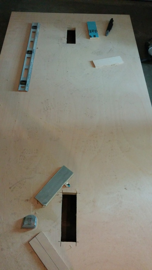Picture of The Vent Holes