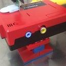 Lego Dashboard Mount for Raspberry Pi