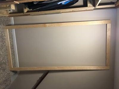 Build the Door Frame