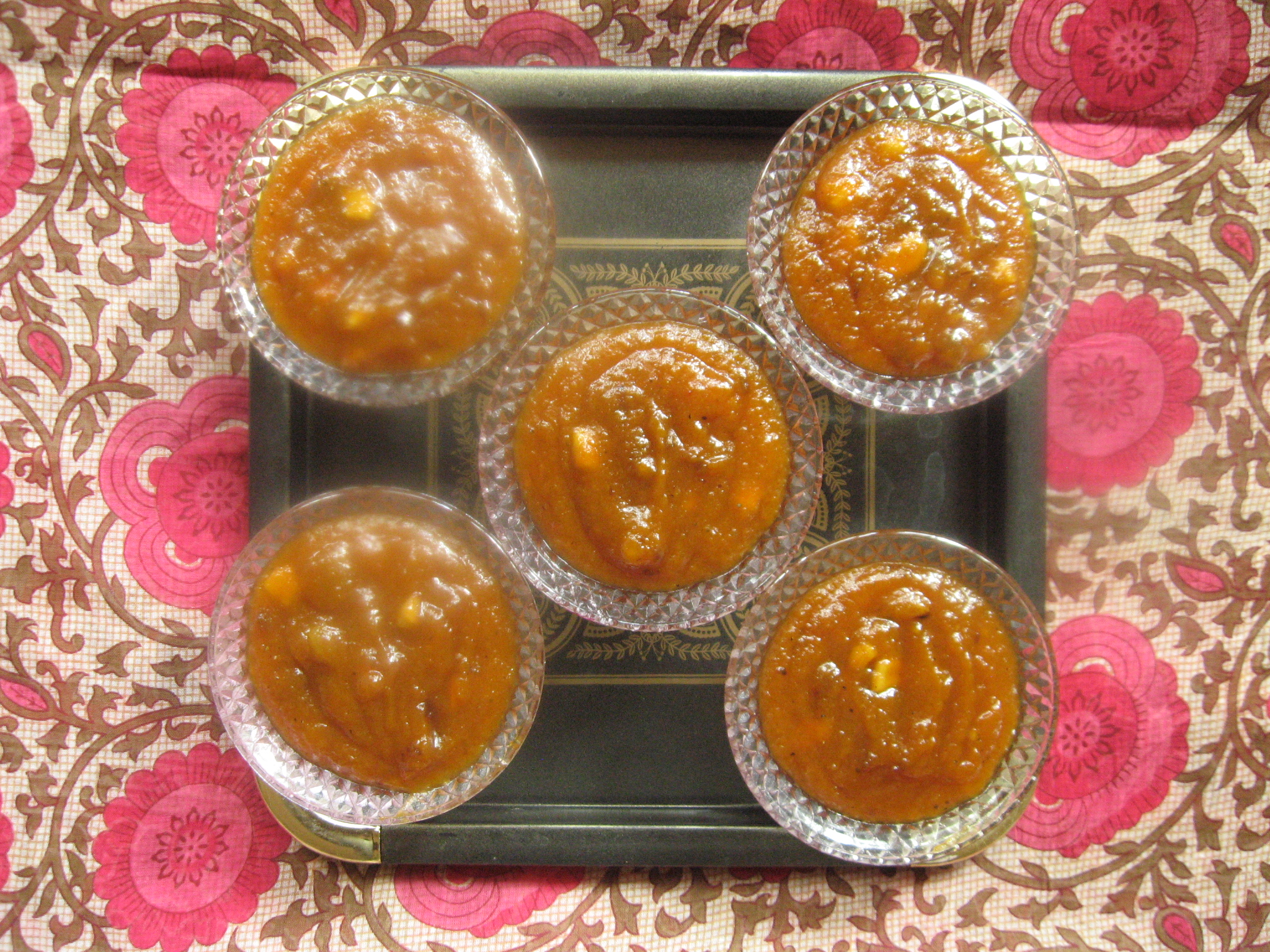 Picture of Mixed Fruit Halwa