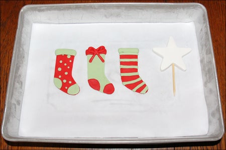 Making the Ornaments & Stockings