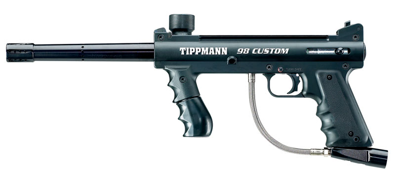 Picture of Tippmann 98 Custom: Polishing Internals
