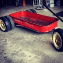 Custom Duely Radio Flyer
