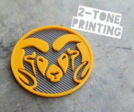 Two-Tone Printing