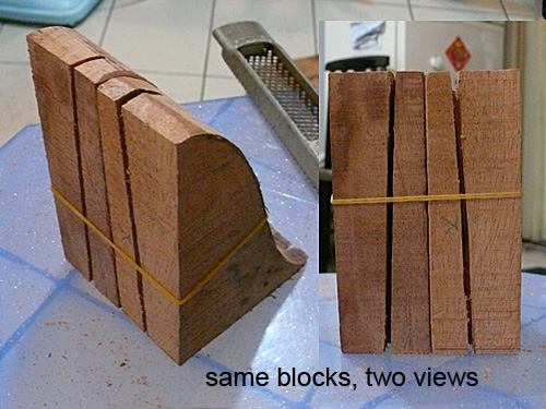 Picture of Butt Blocks