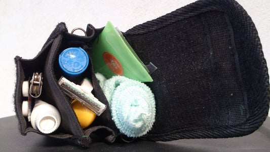 Pocket Size Travel Cleaning Kit