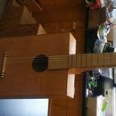 Laser Cut Box Guitar