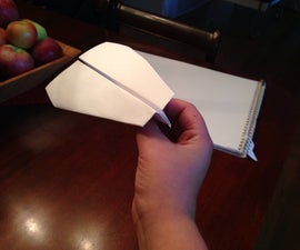 Best Paper Airplane Ever
