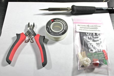 Gather Materials and Tools