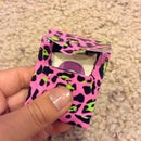 Duct Tape Wallet Made With A Gum Pack