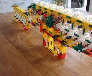 Knex Sniper With Shell Ejector and Protector Thingy