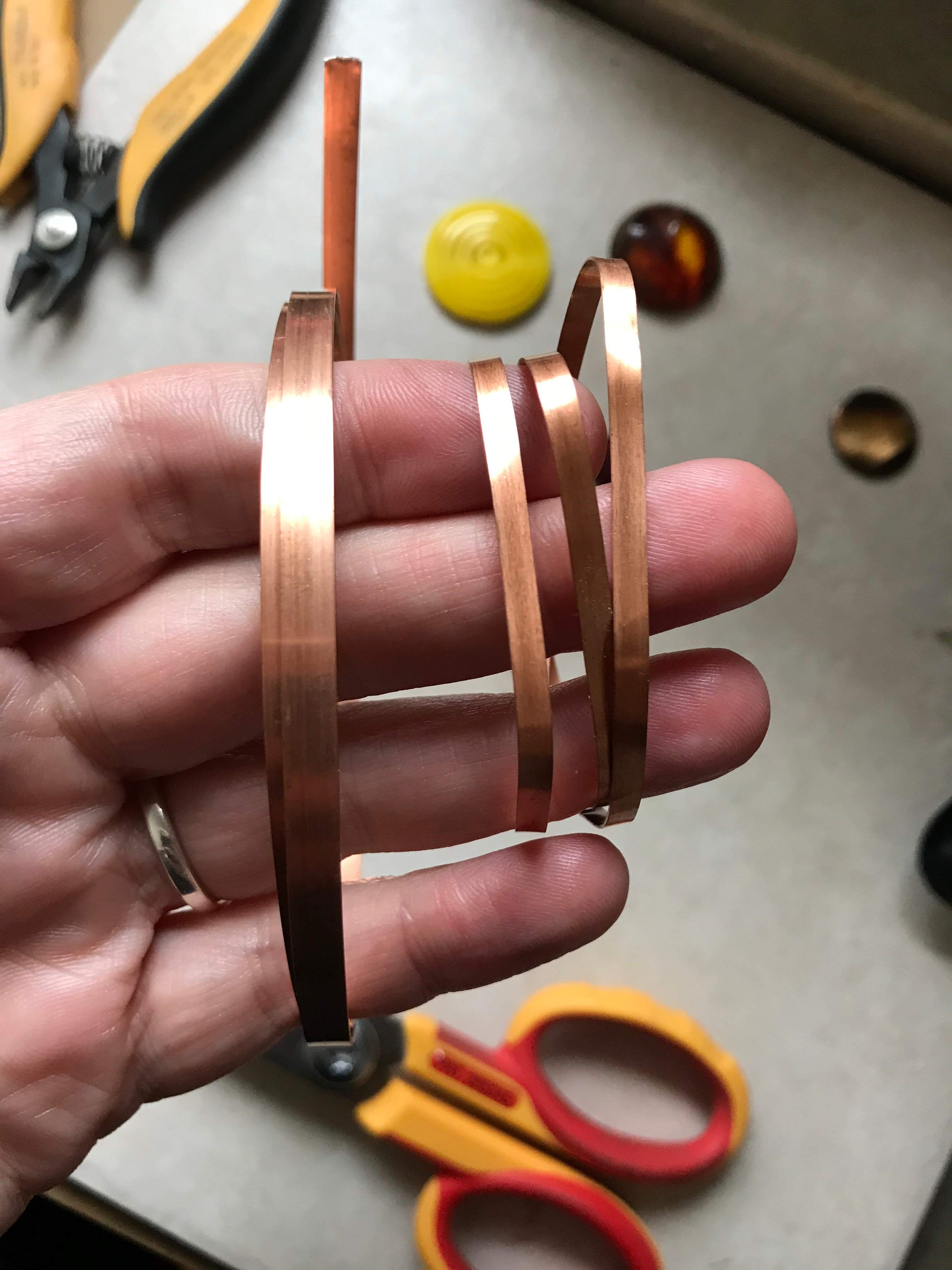 Picture of Cutting Your Bezel Wire