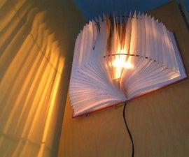 Recycle lamp-shade