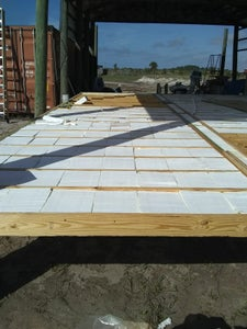 Step Up to the Floor & Insulate!