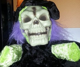 Halloween Decor for Under $3.00