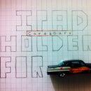 CARDBOARD IPAD HOLDER