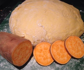 Sweet Potato Dough