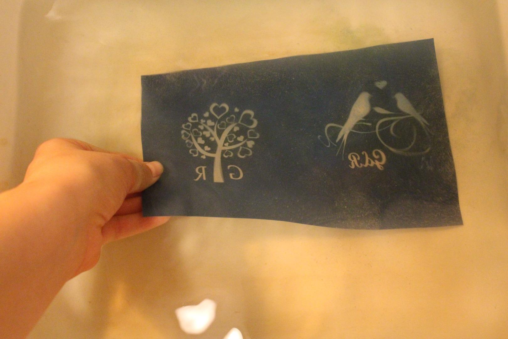 Picture of Soak the Stencil