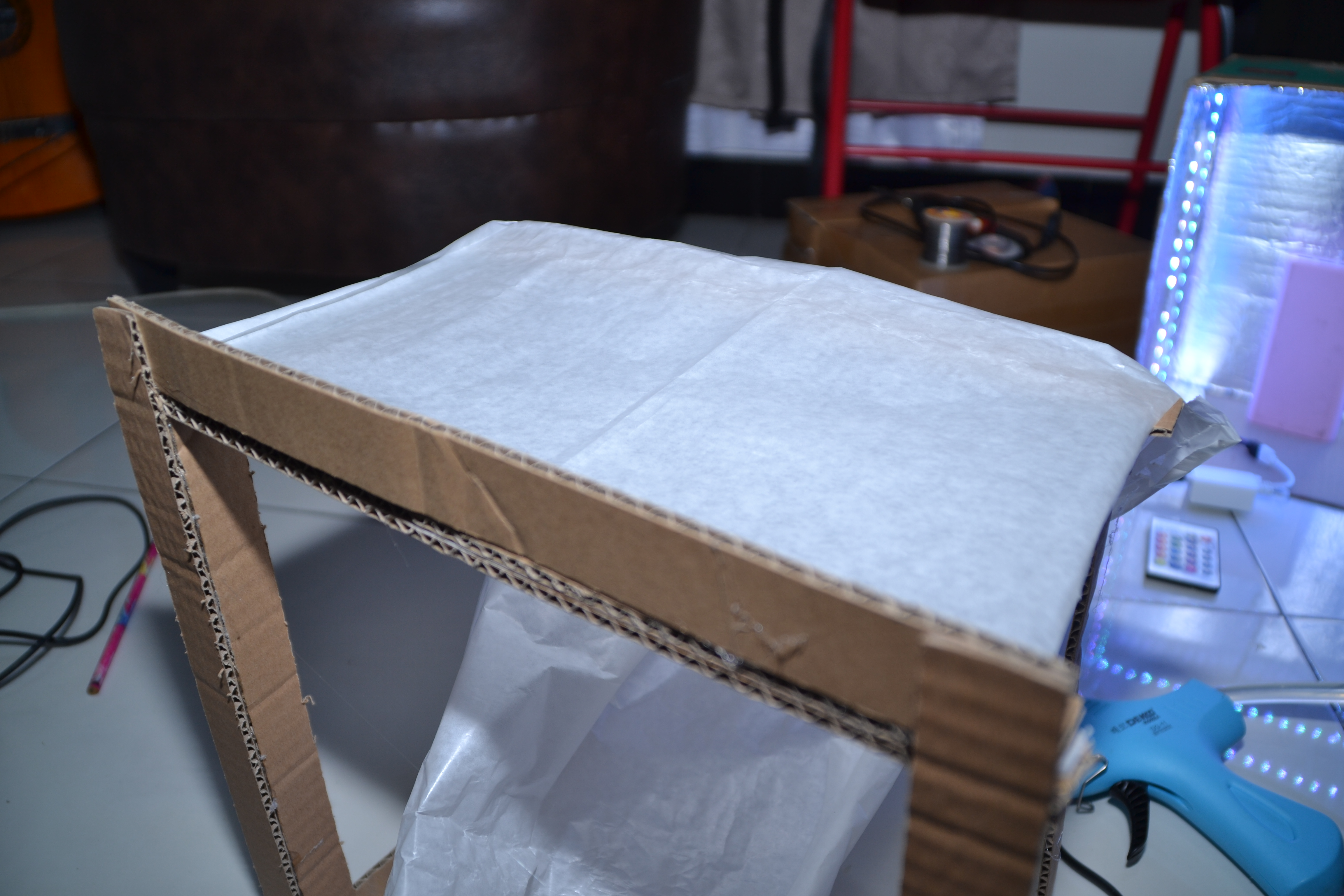 Picture of Building the Box Version: Internal Box