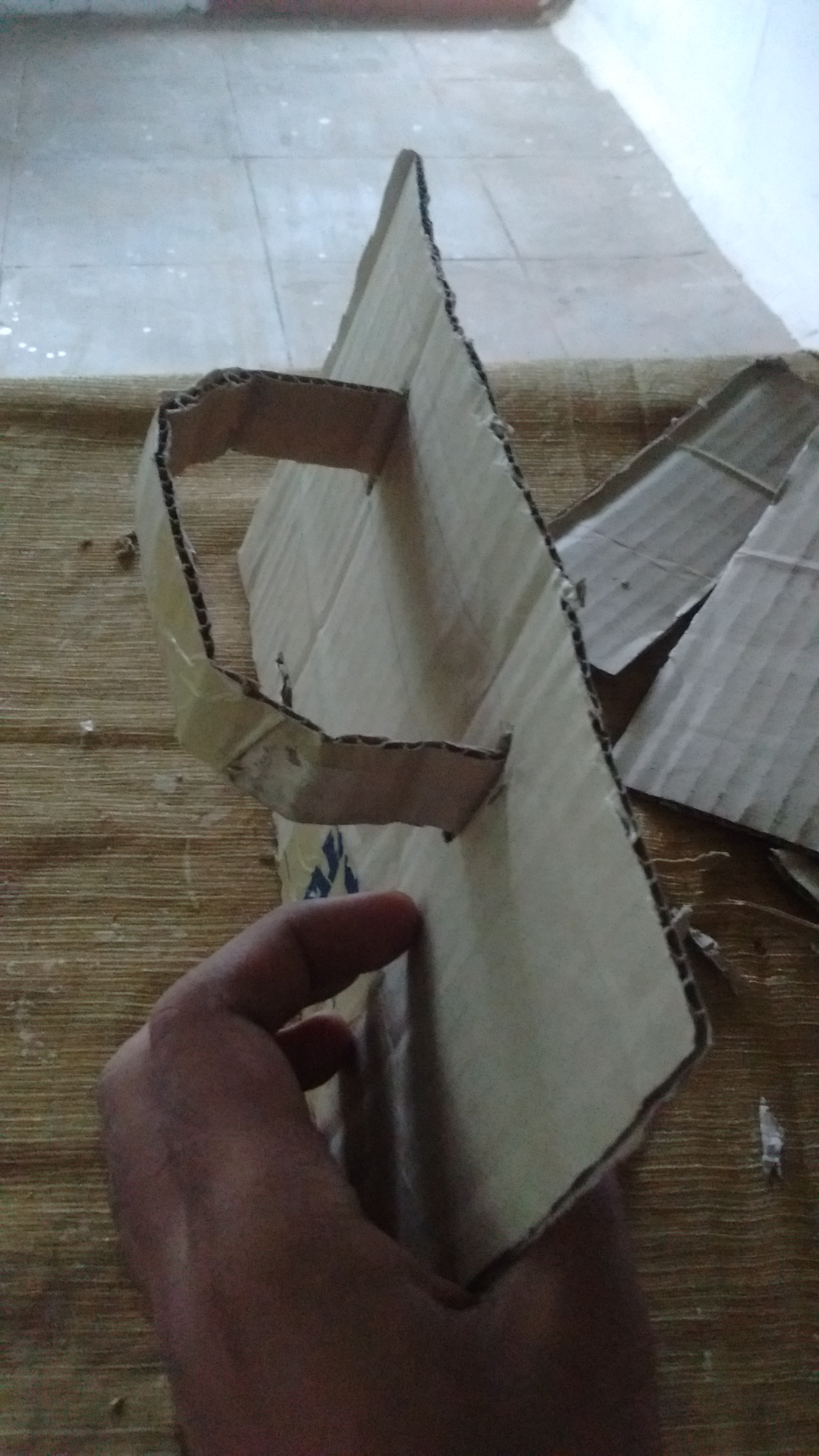 Picture of Making the Handle and Stopper