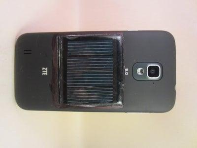 Asistente Solar: Un Smartphone Modificación