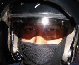 In-Helmet Bluetooth Headset (A2DP)