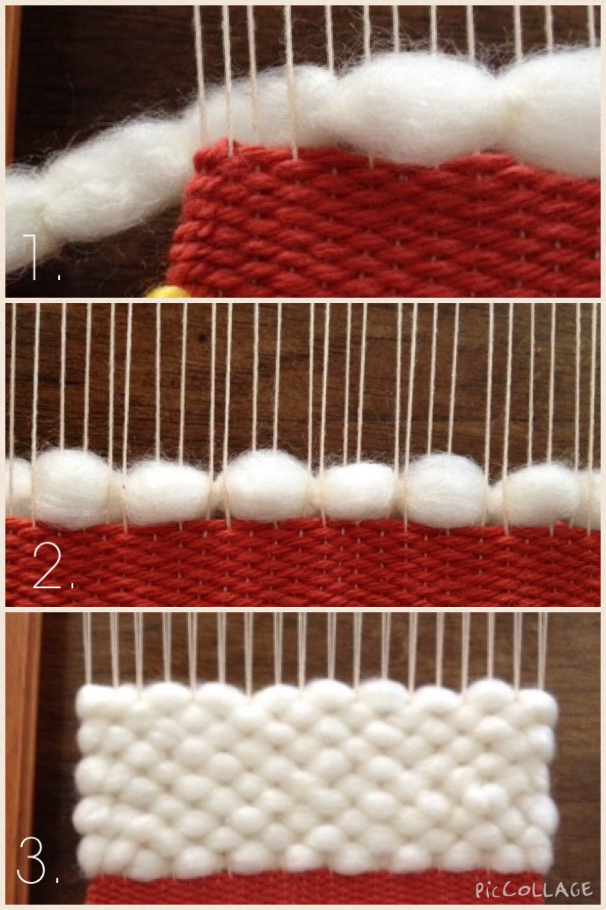 Picture of Continue Weaving (Chunky Yarn)