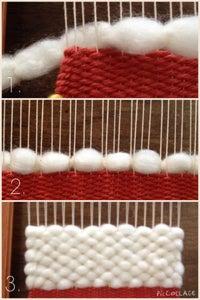 Continue Weaving (Chunky Yarn)