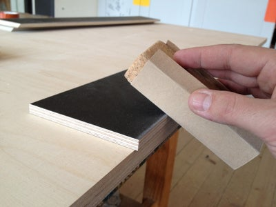 Sanding and Preparing for Assembly