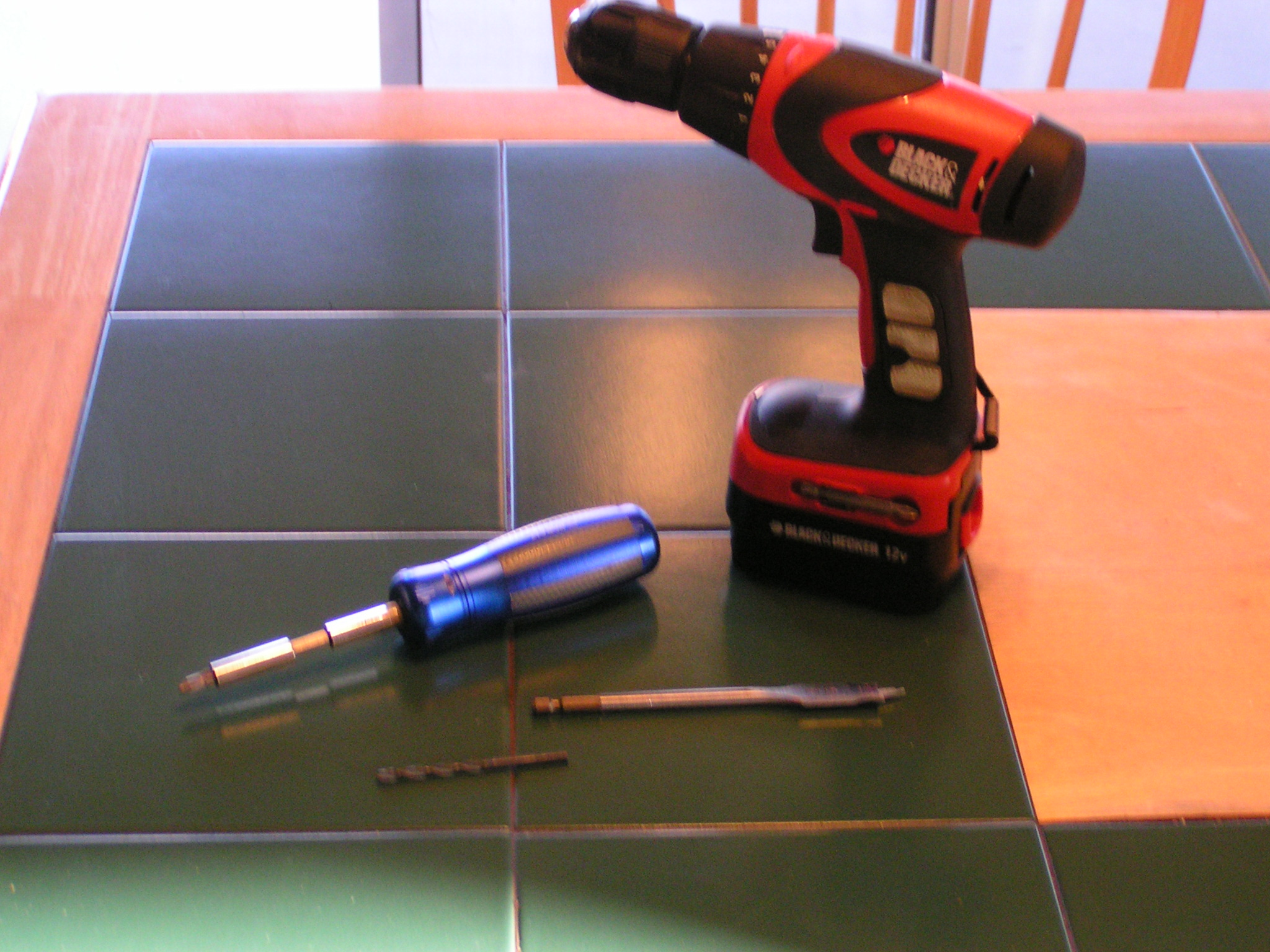 Picture of Supplies and Tools