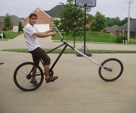Mountain Bicycle Chopper