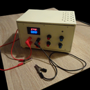 Lab Power Supply 0-20V and 0.002-4A