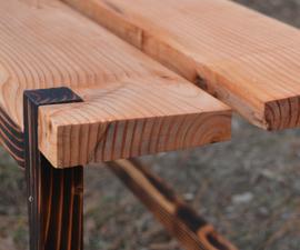 The Split-Top Bench