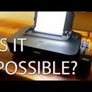Run a Printer in Your Car