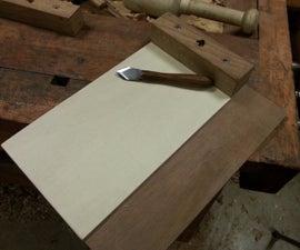 Simple Handbuilt Shooting Board