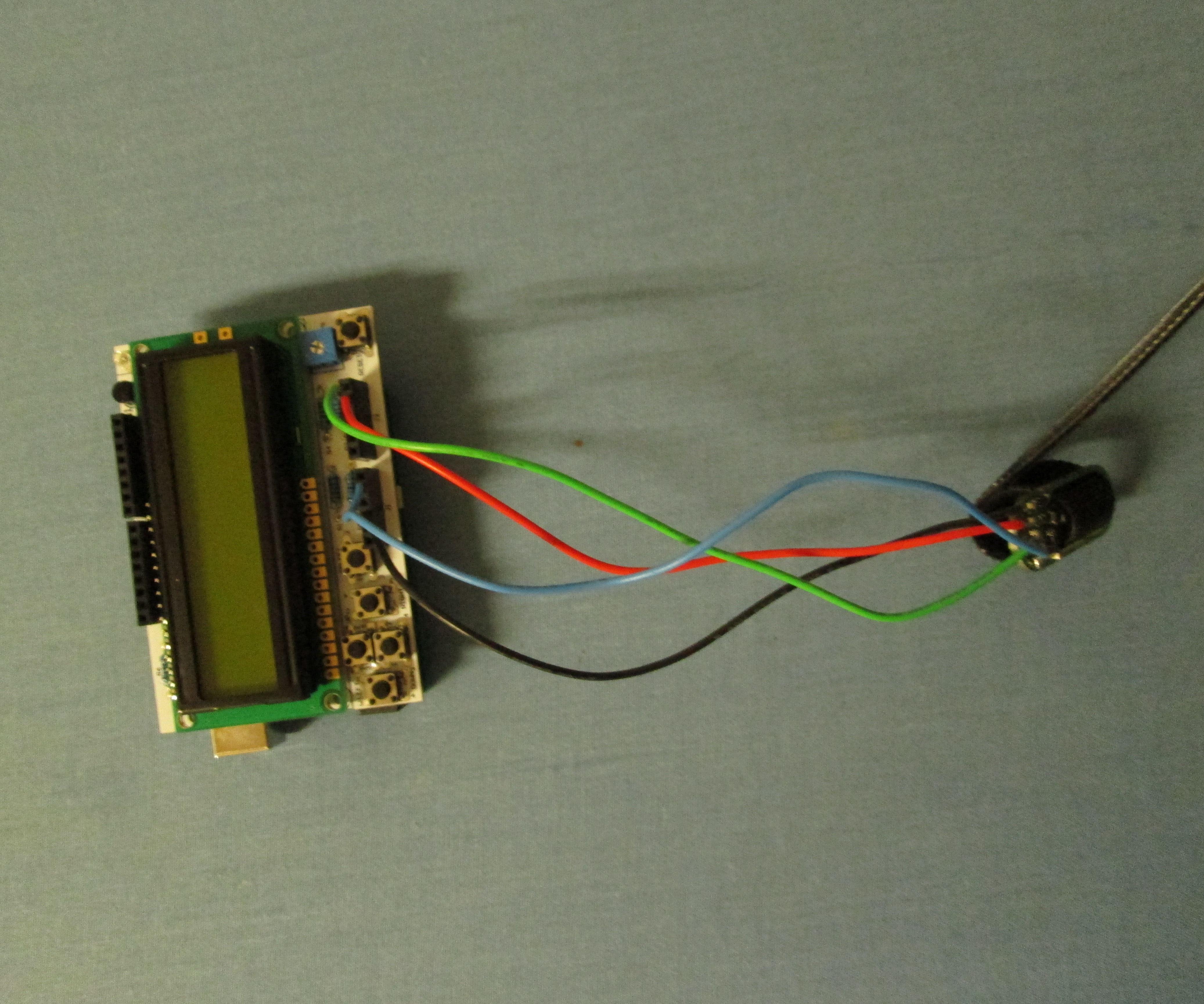 Finger Pulse Oximeter Using MAX30100: 8 Steps