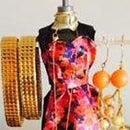Model Form Jewelry Organizer