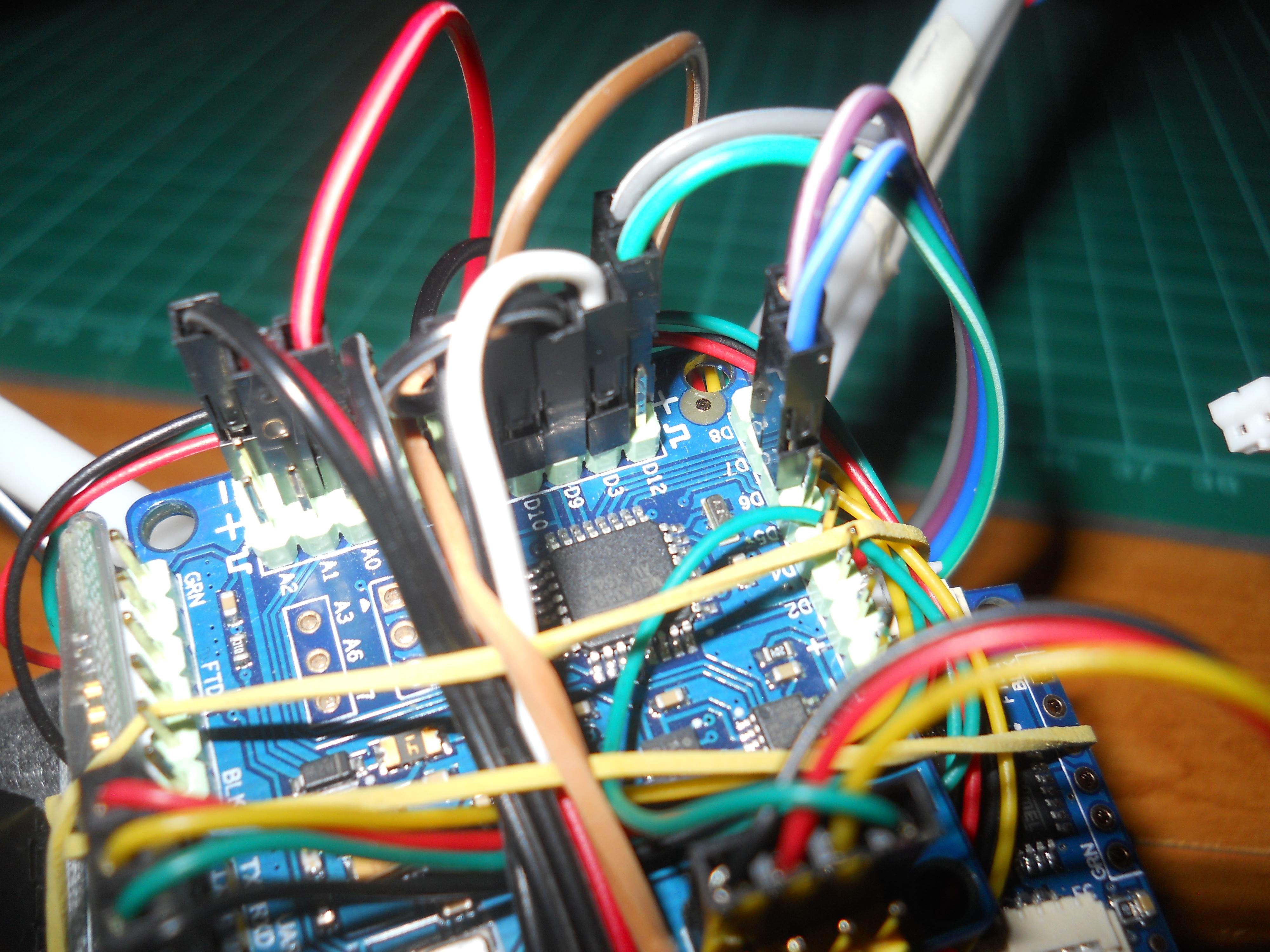 Picture of The Ultrasonic Sensor
