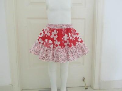 Easy Peasy Summer Skirt