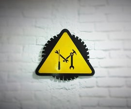 Laser Cut Logo